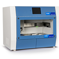 Automated, high-throughput NGS library preparation from DNA, RNA, or ChIP DNA.