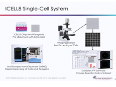 Complete T-cell receptor sequencing on the ICELL8 Single-Cell System