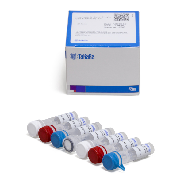 R300669: PicoPLEX Gold Single Cell DNA-seq Kit