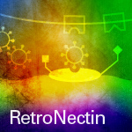 RetroNectin increases transduction efficiciency of hematopoietic cells