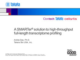 A SMARTer solution to high-throughput full-length transcriptome profiling