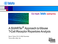 A SMARTer approach to mouse T-cell receptor repertoire analysis