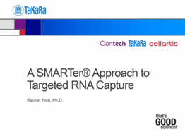 A SMARTer approach to targeted RNA capture
