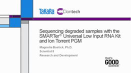 SMARTer tools for Ion Torrent sequencing