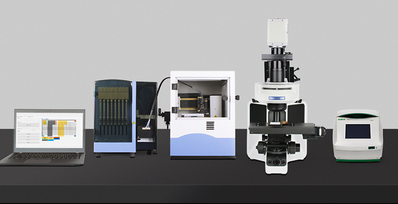 640000: SMARTer ICELL8 Single-Cell System