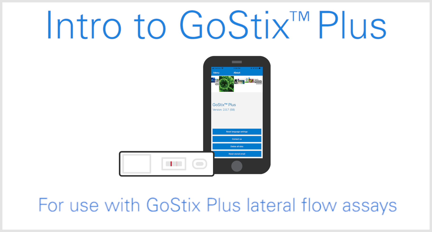 Intro to GoStix Plus